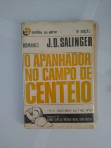 O Apanhador no Campo de Centeio - J. D. Salinger (8ª edição)