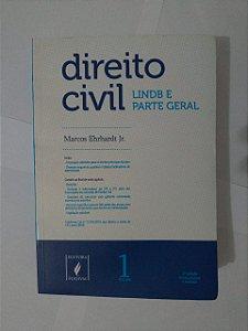Direito Civil Vol. 1 - Marcos Ehrhardt Jr. (Lindb e Parte Geral)