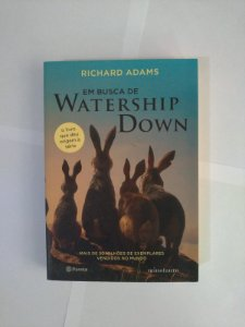 Em Busca de Watership Down - Richard Adams