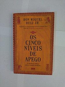 Os Cinco Níveis de Apego - Don Miguel Ruiz Jr.