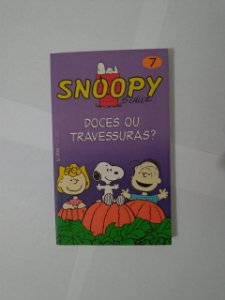 Snoopy: Doces Ou Travessuras - Charles M. Schulz