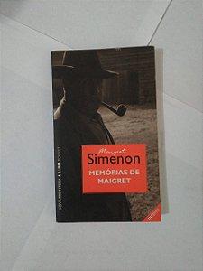 Memórias de Maigret - Georges Simenon (Pocket)