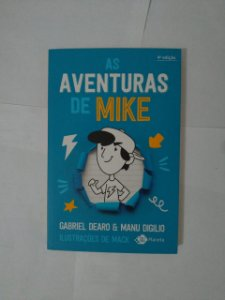As Aventuras de Mike - Gabriel Dearo e Manu Digilio