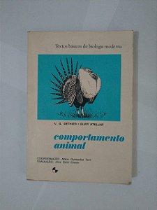 Comportamento Animal - V. G. Dethier e Eliot Stellar
