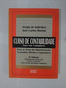 Curso de Contabilidade Para Não Contadores - Sérgio de Iudícibus e José Carlos Marion