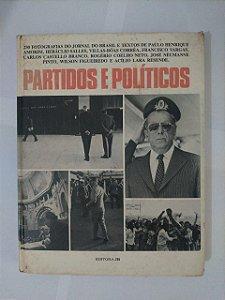 Partidos e Políticos - Editora JB