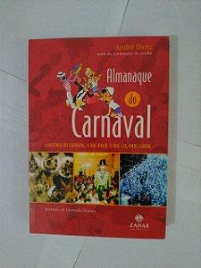 Almanaque do Carnaval - André DIniz