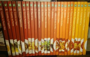 Coleção A Grande Cozinha Completa 1 ao 25 - Ed. Abril