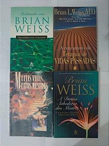 Coleção Brian Weiss - C/4 Livros