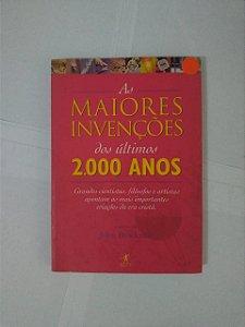 As Maiores Invenções dos Últimos 2.000 Anos - John Brockmann (Org.)