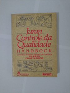 Controle da Qualidade Handbook - J. M. Juran e Frank M. Gryna