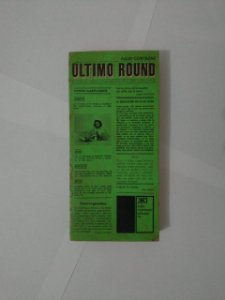 Último Round - Julio Cortázar