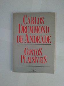 Contos Plausíveis - Carlos Drummond de Andrade