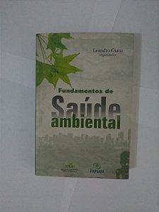 Fundamentos de Saúde Ambiental - Leandro Giatti