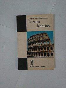 Direito Romano - Alfredo José F. Del Giglio