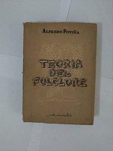 Teoria de Folclore - Alfredo Poviña