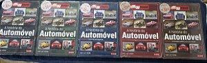 História do automóvel - Coleção Completa - Quatro Rodas 5 volumes