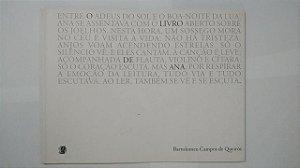 O Livro de Ana - Bartolomeu Campos de Queirós