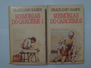 Memórias do Cárcere - Graciliano Ramos (Volume 1 e 2)