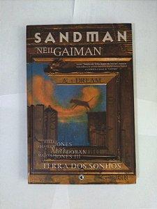 Sandman: Terra dos Sonhos - Neil Gaiman