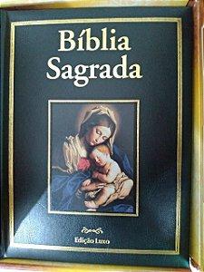 Bíblia Sagrada - Edição Luxo