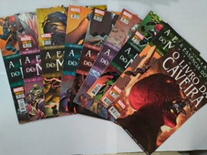 Coleção a Essência do Medo - Marvel C/9 Volumes