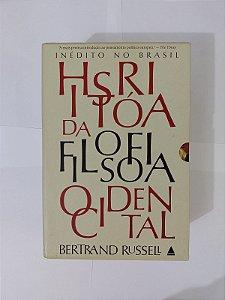 Box História da Filosofia Ocidental - Bertrand Russell