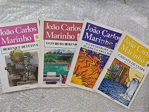 Coleção João Carlos Marinho - C/4 Livros