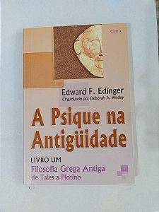 A Psique na Antiguidade - Edward F.  Edinger