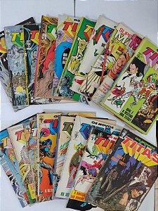 Coleção os Novo Titãs - DC Comics C/17 volumes