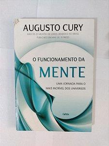 O Funcionamento da Mente - Augusto Cury (Capa danificada)