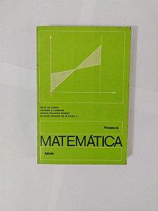 Princípios de Matemática Aplicada - Félix da Cunha, entre outros