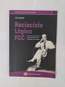 Raciocínio Lógico FCC - Paulo Quilelli