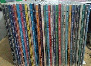 Coleção Cavaleiros do Zodíaco Saint Seya Edição Brasileira - 33 volumes