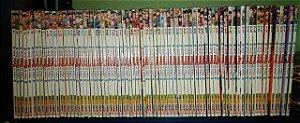 Coleção Turma da Mônica Jovem Estilo Mangás 76 volumes