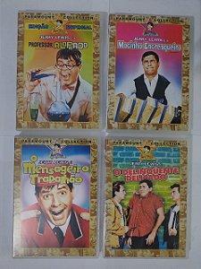 Coleção DVD's Jerry Lewis - C/4 DVD's