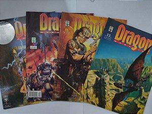 Coleção Dragon Magazine - C/4 volumes