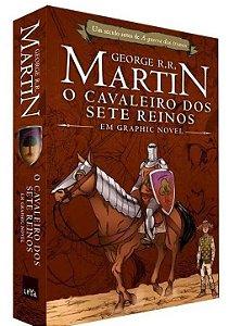 O Cavaleiro dos Sete Reinos - Box - Em Graphic Novel - George R. R. Martin 3 volumes