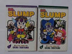 Dr. Slump - Akira Toriyama (Volumes 1 e 2)