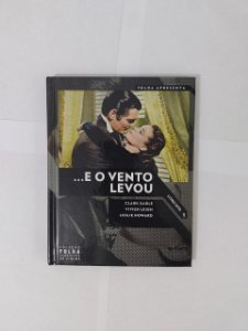 ... E o Vendo Levou - Clark Gable (Folha Clássico do cinema)