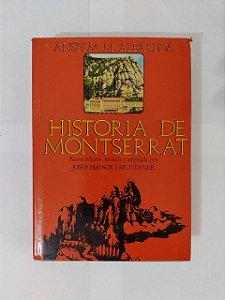 História de Montserrat - Anselm M Albareda