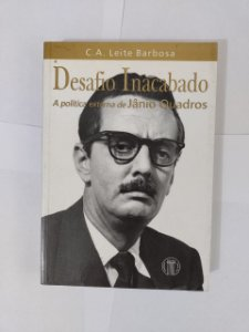 Desafio Inacabado - C. A. Leite Barbosa