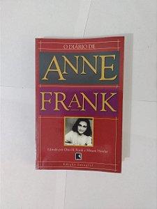 O Diário de Anne Frank - Otto H. Frank (Capa Vermelha)