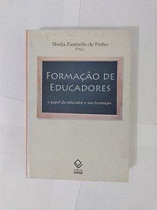 Formação de Educadores - Sheila Zambello de Pinho