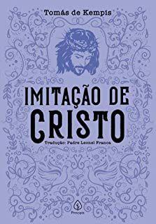 Imitação de Cristo - Tomás de Kempis - Novo