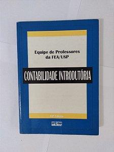 Contabilidade Introdutória - Equipe de Professores da FEA/USP