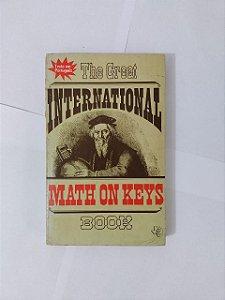 The Great International Math On Keys (Leitura em Português)