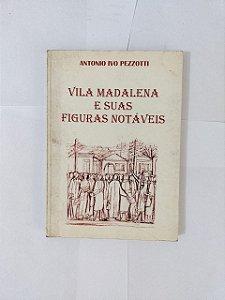 Vila Madalena e suas Figuras Notáveis - Antonio ivo Pezzotti