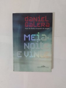 Meia-Noite e Vinte - Daniel Galera