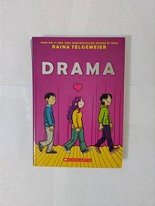 Drama - Raina Telgemeier (Leitura em Inglês)